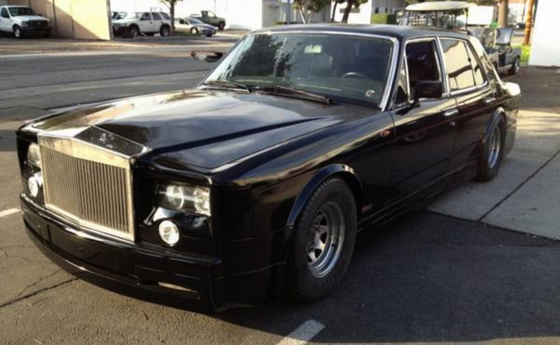 For $12,995, That's How This Bentley Rolls