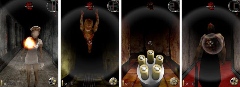 Konami Also Bringing Silent Hill, DDR & Frogger To The iPhone