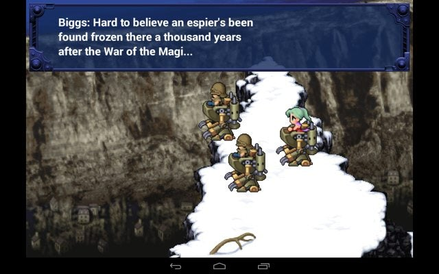 Oh No, Square Enix, What Have You Done To Final Fantasy VI?