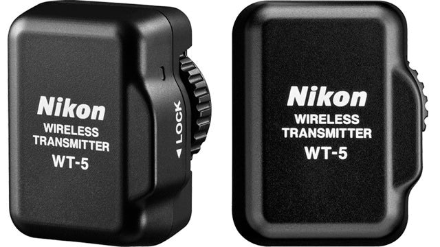 Nikon WT-5: Control 10 D4s at Once For Wireless Bullet Time