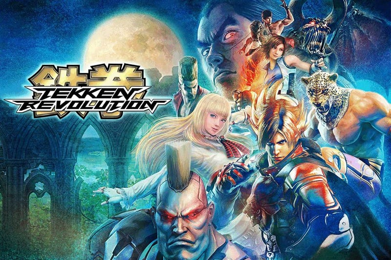 What in God's Name is Tekken Revolution Doing With Its Roster?