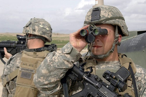 Soldiers Could Be Wearing Location Trackers Inspired By The Wii Soon