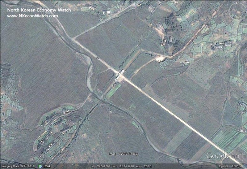 This Might Be North Korea's Newest Prison Camp