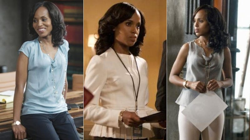 Olivia Pope's Wardrobe Secrets, Revealed