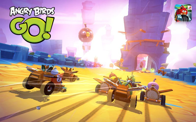 The Next Angry Birds Game Looks Amazing. Yeah, I Wrote That.