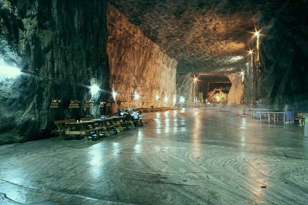 Haz turismo bajo tierra en algunas de las minas mas hermosas del mundo 812626838415131687