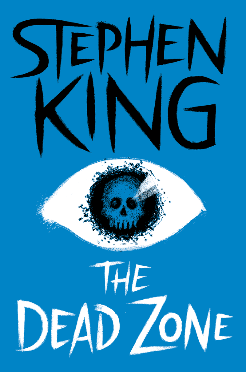 Minimalist Book Cover Zone ~ These new minimalist stephen king book covers will remind