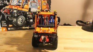 LEGO Unimog U400: The Oppo Review
