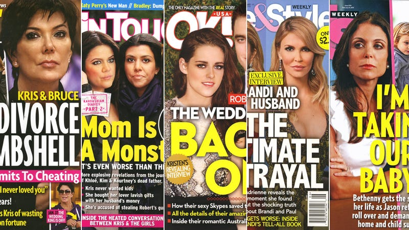 This Week in Tabloids: Mary-Kate's Engaged to That French Dude Twice Her Age