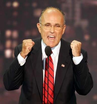 Weekend Giuliani Update: These are Warning Signs, People
