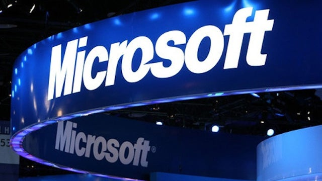 Microsoft Files an Antitrust Complaint