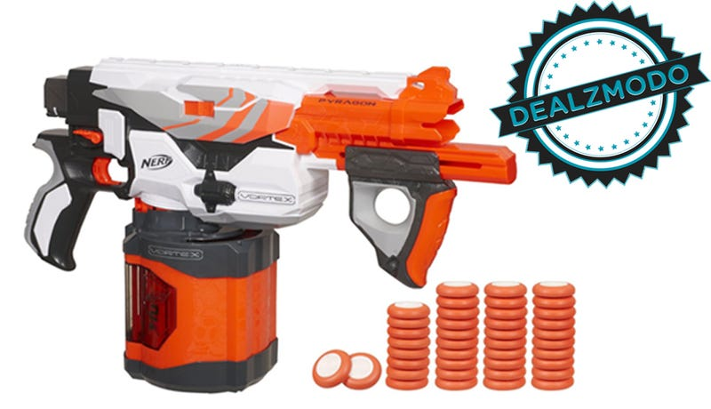 This Long Range Nerf Gun Is Your Deal of the Day