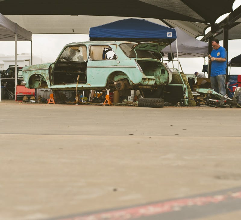 The Least Prepared Team In The History Of The 24 Hours Of LeMons