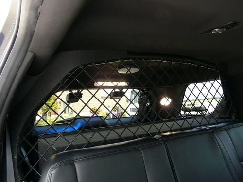 Ford Interceptor Utility Interior