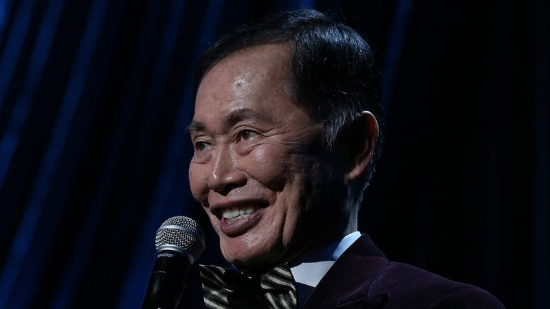 George Takei Tells the Ultimate Period Joke