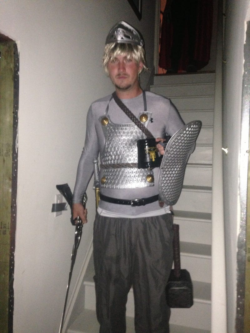 Game Of Thrones-Themed Fantasy Draft Features Costumes, Sullen Faces
