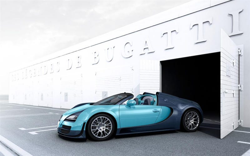 I Know How Bugatti Can Sell More Veyrons