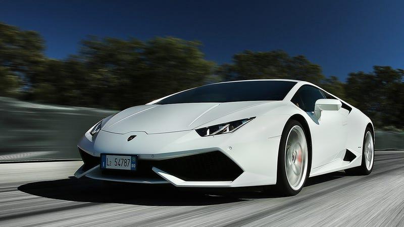 The Lamborghini Huracán must succeed