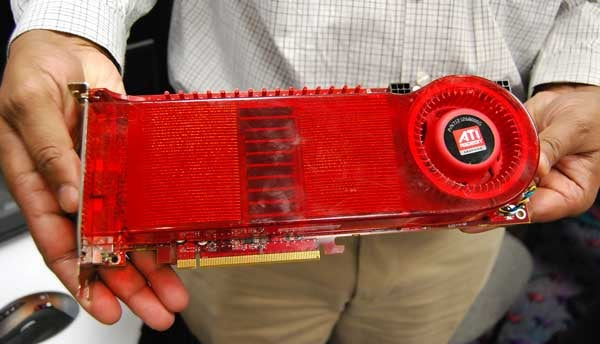 ATI Breaks Teraflop Barrier with Radeon HD 3870 X2 GPU