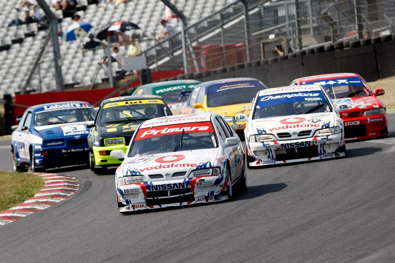 HSCC Super Touring Car Championship Brings Back The Nineties