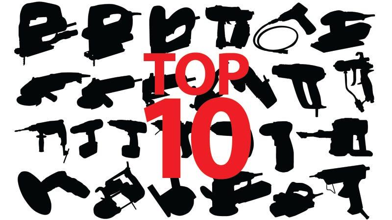 Ten Power Tools Everyone Should Own