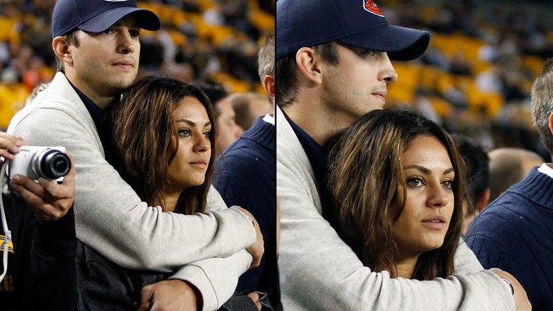 Mila Kunis Is Pregnant With Ashton Kutcher's Baby