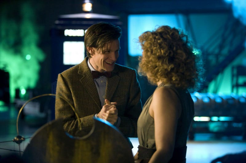 "Doctor Who ""A Good Man Goes to War"" Pictures"