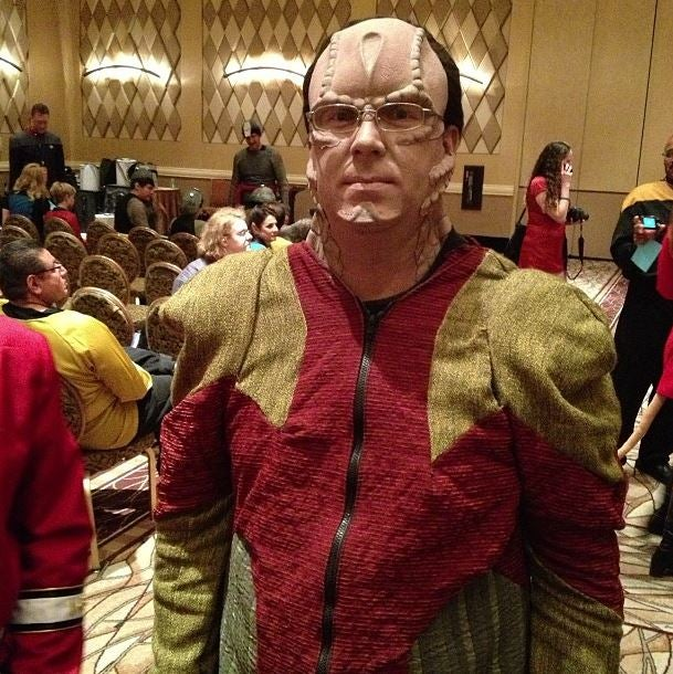The Greatest Star Trek Cosplay of the Year