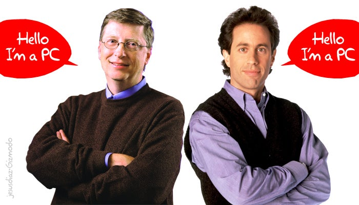Gates and Seinfeld to Answer Apple's PC vs Mac Ads