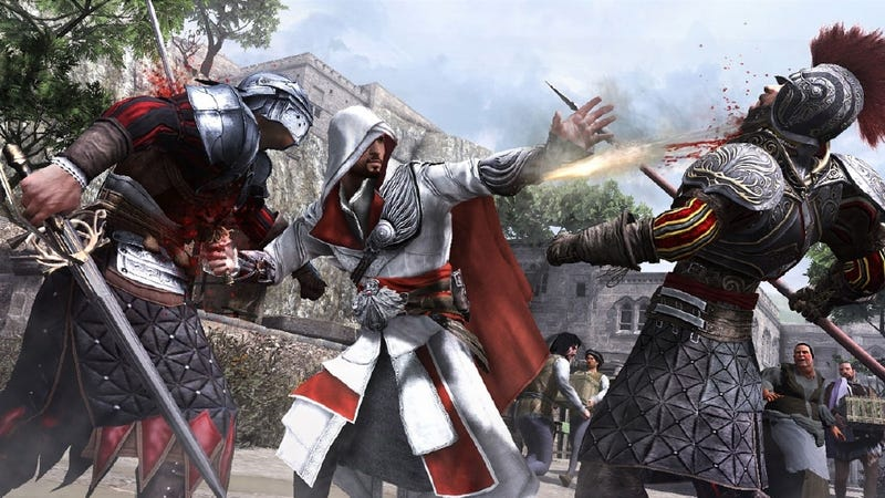 Canadian Court Rules that THQ's Hiring of Assassin's Creed Creator was Legal
