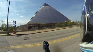 I Found a Pyramid Today.