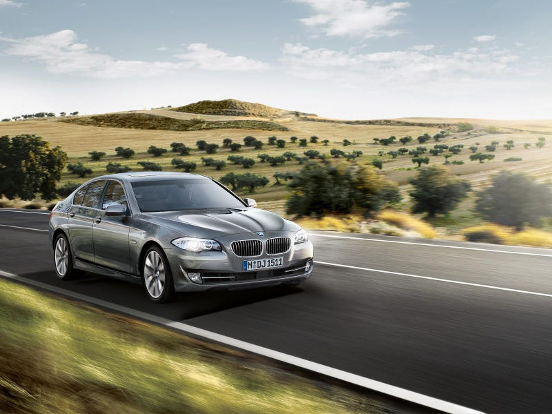 2011 BMW 5-Series Gallery