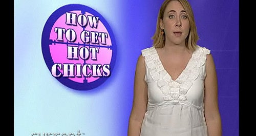 Sarah Haskins: Hot Chicks Love Smells