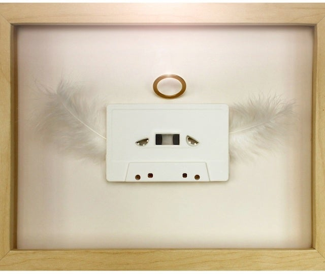 Cassette Tapes Actually Make for Good Art Pieces