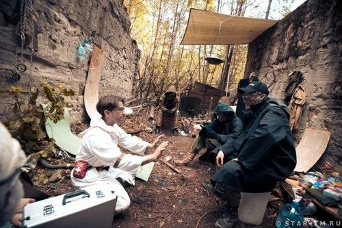 Gamers Play Fallout — In the Real World