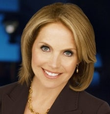 Katie Couric Quite Possibly Leaving CBS News, Unless She's Not, Which Is What CBS News Says