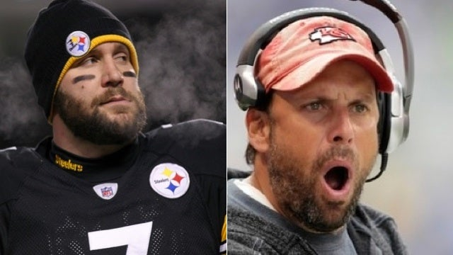 OMG Todd Haley Is Totally Giving Ben Roethlisberger The Silent Treatment, Everybody