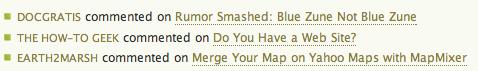 Follow Your Favorite Lifehacker Commenters