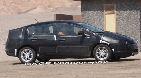 """Honda Hybrid To Purportedly Deliver 60 MPG, Not Be Named """"Insight"""""""