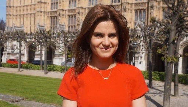"British Lawmaker Assassinated, Witness Claims Killer Yelled ""Britain First"""