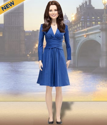Play Pretty Princess With The New Kate Middleton Doll