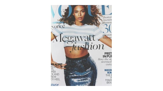 Bow Down To Beyoncé's New Vogue Cover