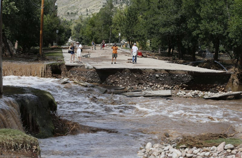 More Than 200 People Missing as Flooding Continues in Colorado