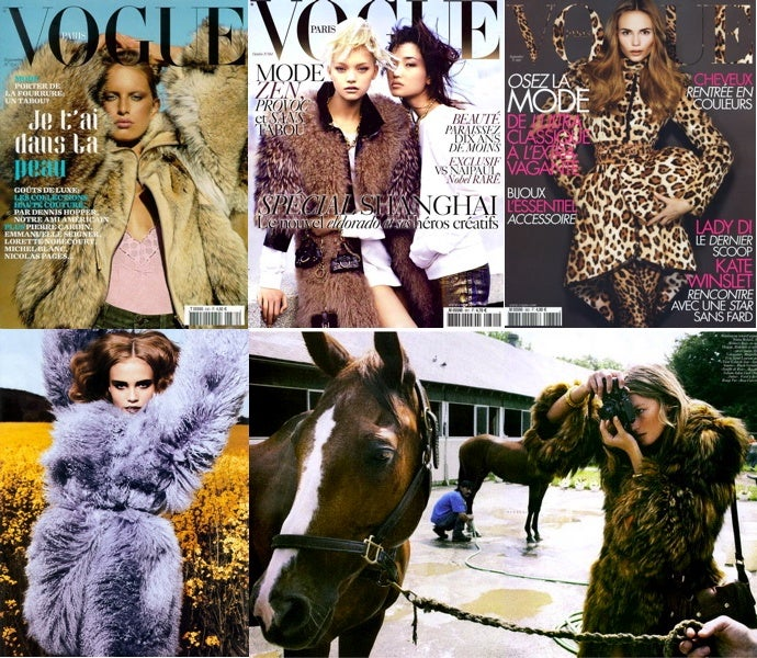 The Best Of Carine Roitfeld's Reign