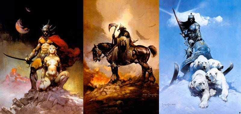 Art Appreciation 101: The two rules of awesome SF/fantasy art