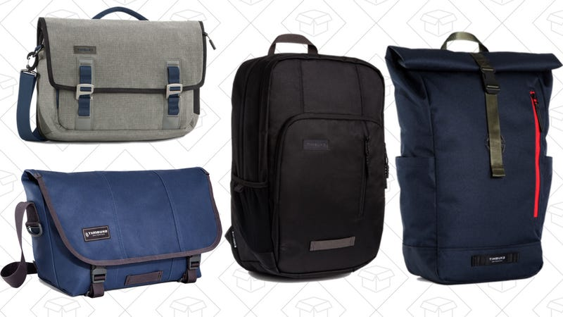 Today's Best Deals: Logitech Anywhere Mouse, Sugru, Timbuk2, and More