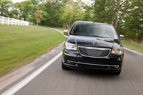 2011 Chrysler Town & Country Pricing Starts At An Insane $30,995