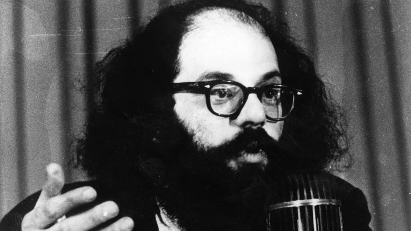 Allen Ginsberg Teaches You How to Give a Blowjob