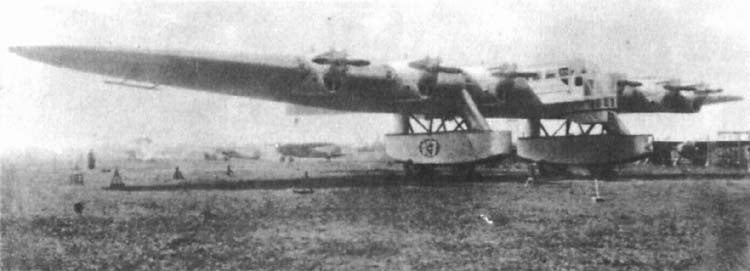 The Kalinin K7 Was King of the Propeller Planes