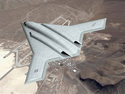 Lockheed's Senior Peg: The Forgotten Stealth Bomber